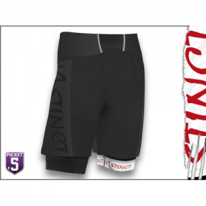 Instinct Trail Short Ultra Race 2in1 Laufhose